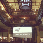 Mortlock Wing video setup for Hugh Hamilton wine launch Pure Black